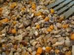 Italian Mushroom Saute withCarrot