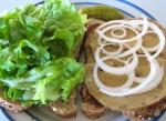 Lentil Sage DeliSandwich