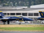 Blue Angels at Boeing Field – Friday 8/06/10