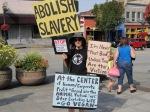 Everett, WA Circus Protest –8/26/12