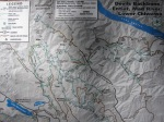Devils Backbone, Entiat, Mad River, Lower Chiwawa Sign