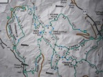 Alder Ridge Trail Map