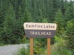 Damfino Lakes Trailhead Sign –IMG_0538