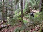 Eric on Damfino Lakes Trail #625 –IMG_0543