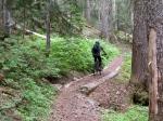 Eric on Damfino Lakes Trail #625 –IMG_0545