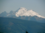 Mt Baker from Little Mountain - Sept 12, 2009