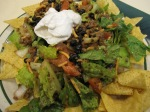 Taco Salad at The Shire Cafe – IMG_9407