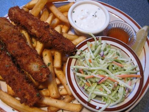 "Tempeh ""Fish"" & Chips - IMG_1296"