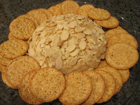 Almond Cheese Ball - IMG_1073