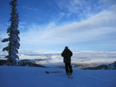 December 9th - Mission Ridge, WA