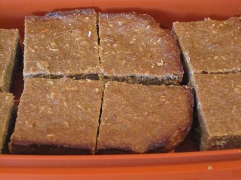 Nut Butter Energy Bars (GF) - IMG_1372