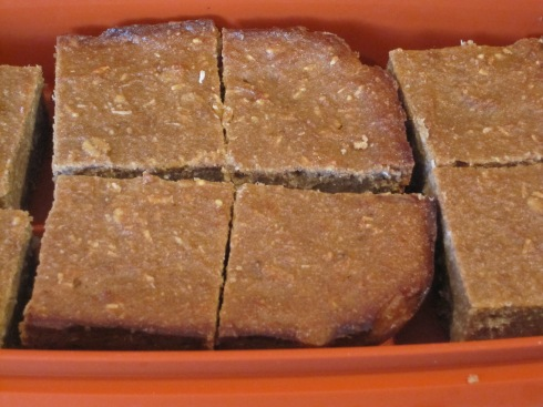 Nut Butter Energy Bars (GF) - IMG_1372