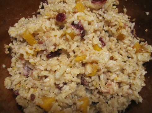 Pumpkin Rice - IMG_7115