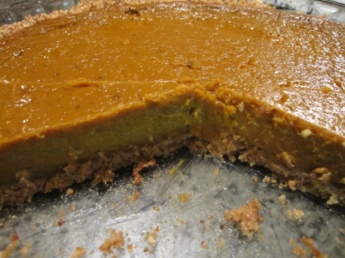 Pumpkin Pie - IMG_7165