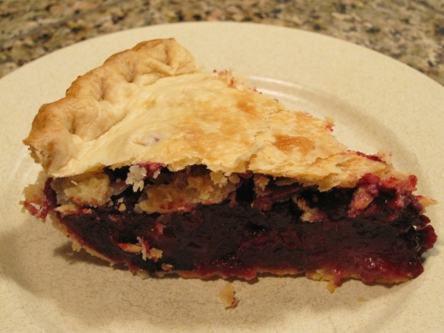 Willamette Valley Fruit Company Marionberry Pie - IMG_7192