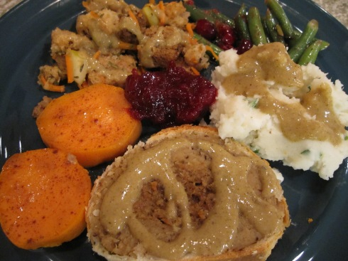 Vegan Thanksgiving - IMG_7616