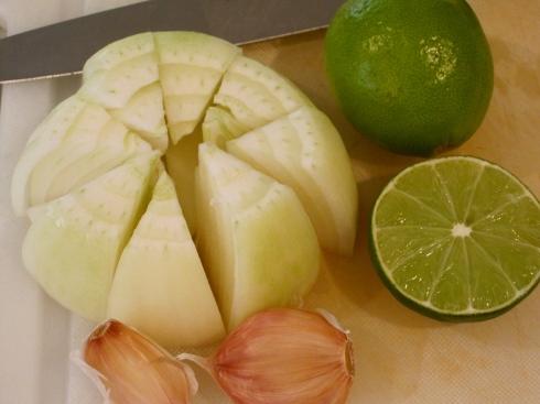 Garlic, Onion, and Lime - IMG_1952