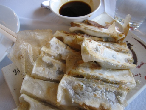 Pan-fried Dumpling - IMG_2006