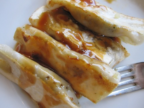 Pan-Fried Dumplings - IMG_2009