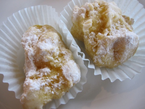Pineapple Donut - IMG_2011