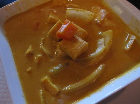 Thai Yellow Curry with Tofu - IMG_2082