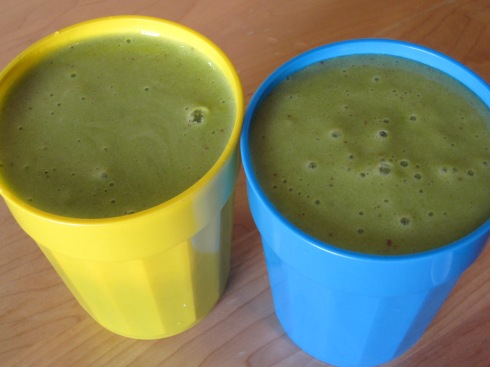 Green Smoothies - IMG_2093