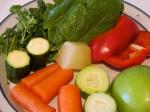 Blended Salad Ingredients –IMG_2216