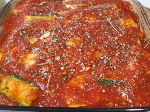 Vegan Lasagna - IMG_2242