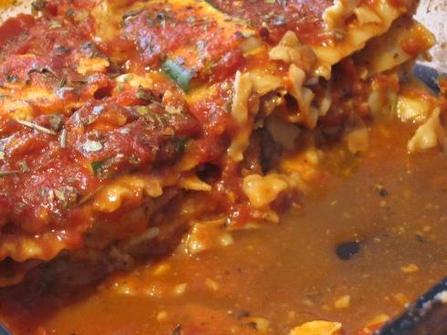 Vegan Lasagna - IMG_2245