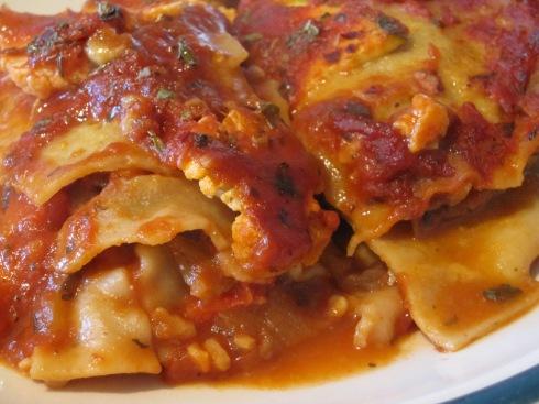 Vegan Lasagna - IMG_2246