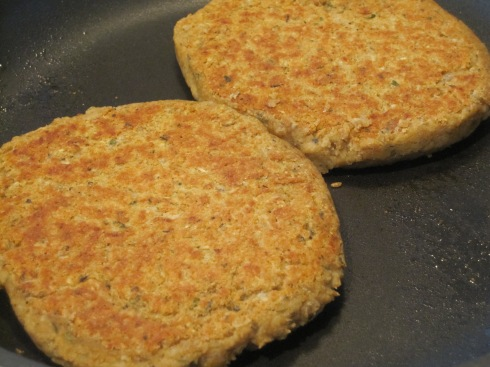 Bird-Friendly White Bean Burgers (GF)