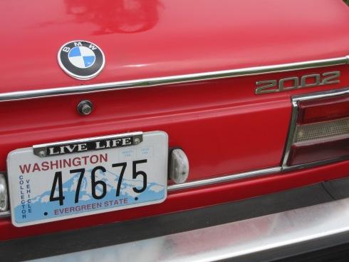 Eric's 1974 BMW - LIVE LIFE!