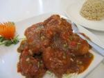 Spicy Cha-Cha at Loving Hut –IMG_2396