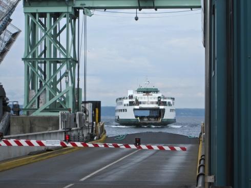 Edmonds - Kingston Ferry