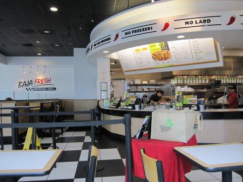 Baja Fresh Mexican Grill -Everett, WA