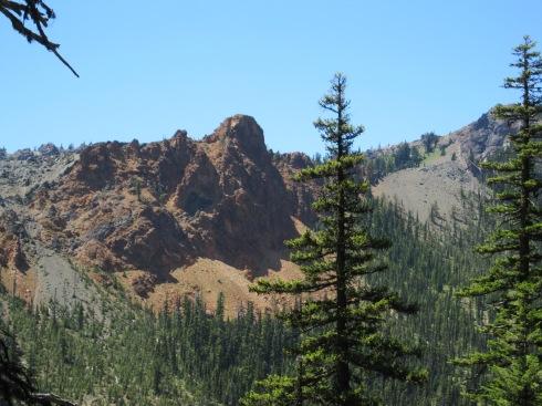 near Earl Peak