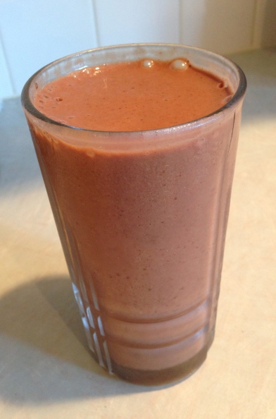 Vegan Chocolate Shake (NSNG)