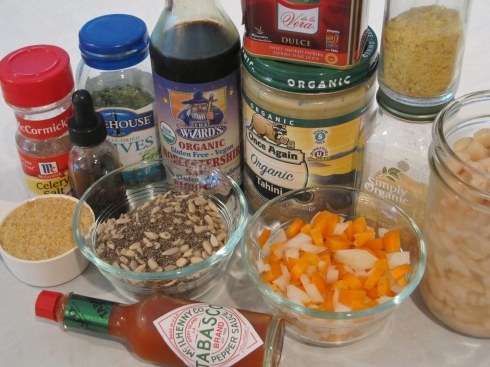 Basic Burger Ingredients