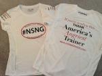 #NSNG Tech Shirts