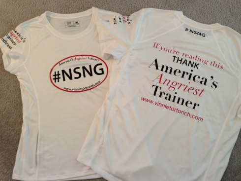 #NSNG Technical Shirts