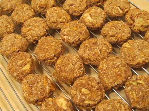 Coco-Hazelnut Snack Cakes (NSNG)