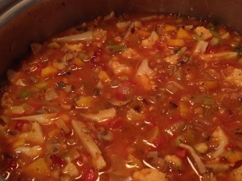 Italian Lentil Soup (NSNG)