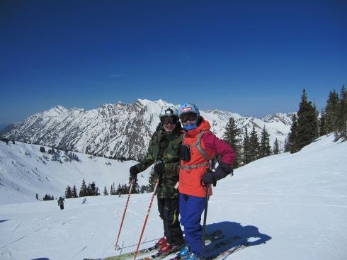 March 24, 2014 - Alta, Utah