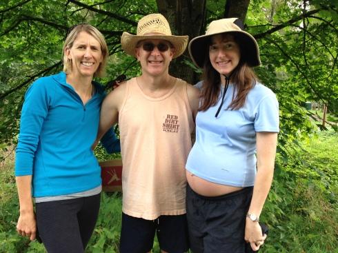 Centennial Trail - 40 Weeks +5 Days - August 16, 2014