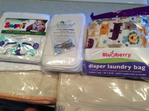 Green Mountain Diapers order