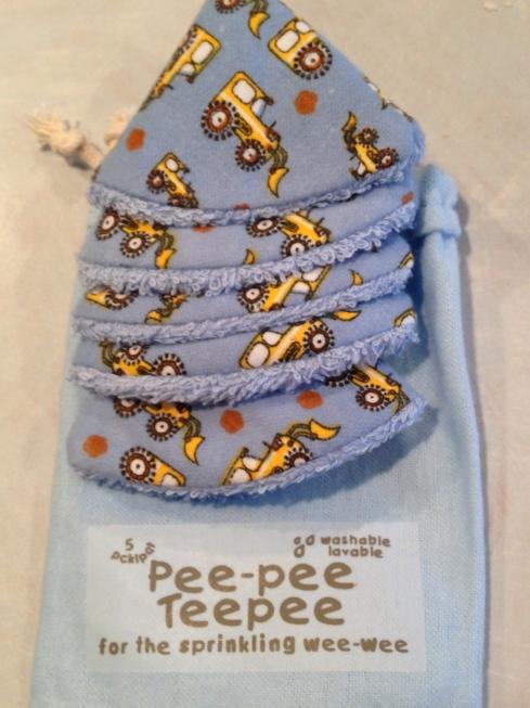 Pee-pee Teepees