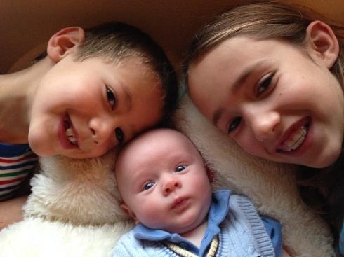 Eli, Todd & Ashley - October 16, 2014