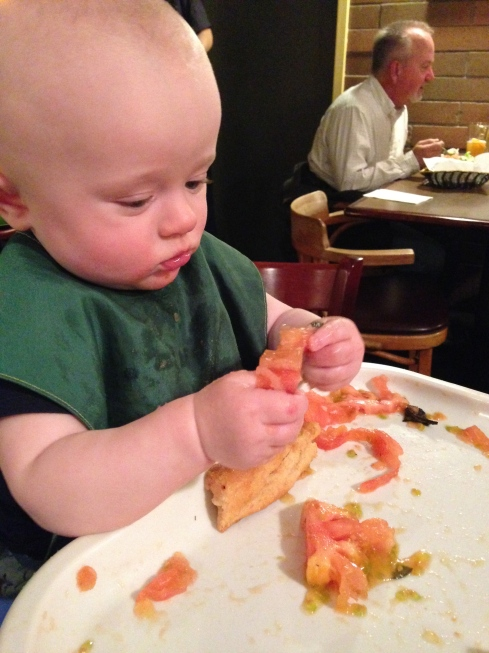 Jimmy's Pizza & Pasta - March 12, 2015
