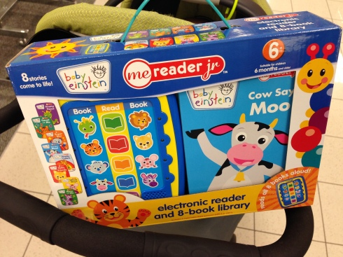 I used a $10 off coupon at Kohls and scored this toy for less than three bucks! - May 1, 2015