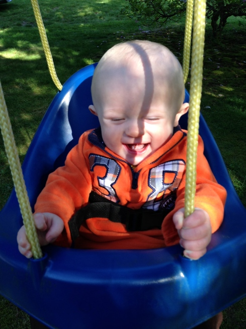 Swinging at the party - May 2, 2015